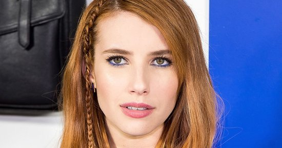 Emma Roberts: 'I Love Being a Redhead'