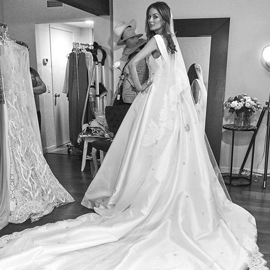 9 Style Stars Who Got Married in a Steven Khalil Gown