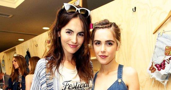 Camilla Belle and Kiernan Shipka Offer Last-Minute Festival Fashion Advice for the Procrastinating Shoppers