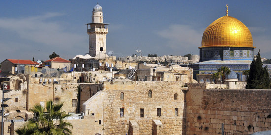 Q&A: Adina Hoffman on Three Architects Who Built the Modern City of Jerusalem