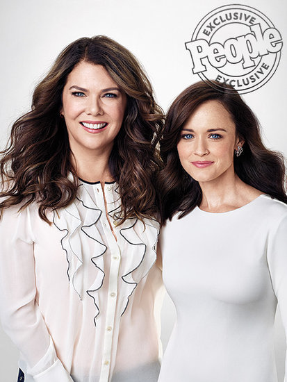 lauren graham and alexis bledel relationship status