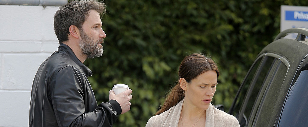 Ben Affleck and Jennifer Garner Have a Sweet Outing in LA With Their Son