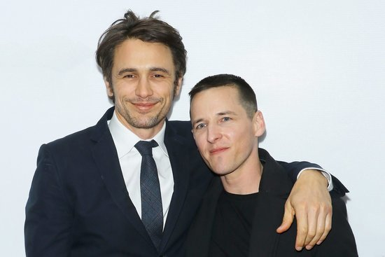 James Franco's Gay Muse
