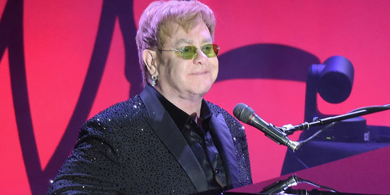 Elton John Honors Prince With Touching Tribute During Vegas Show
