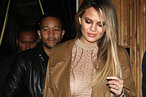 John Legend Went Out to Dinner Without Baby Luna