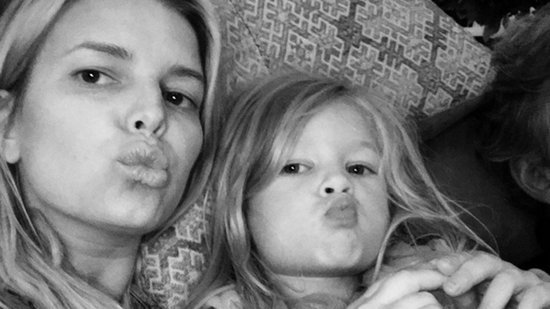Jessica Simpson Is Not Ready for Daughter Maxwell to Turn 4 -- See the Sweet Pic