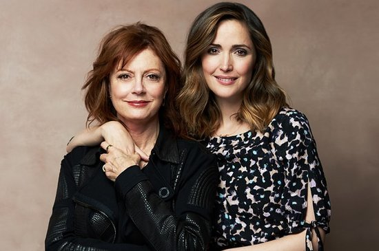 Susan Sarandon And Rose Byrne Share Solid Life Advice For Women In Their Twenties