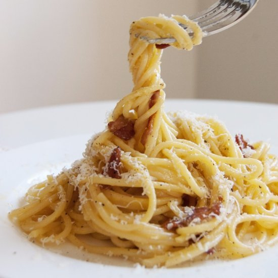 Gwyneth Paltrow Carbonara Recipe