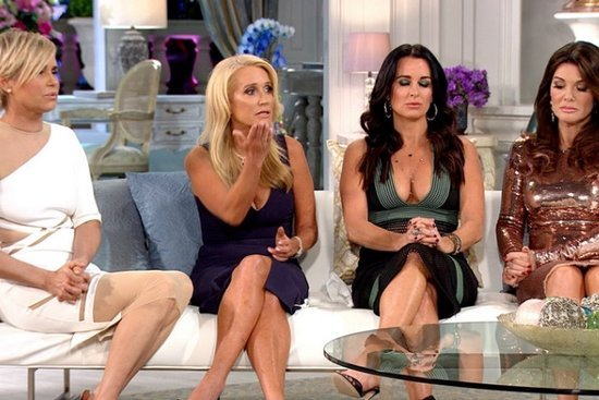 The Top 10 Moments of 'The Real Housewives of Beverly Hills' Reunion Part 2