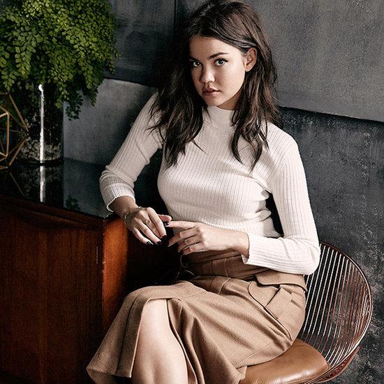 Maia Mitchell Fashion Shoot