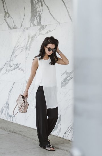 The Minimalist's Guide To Spring/Summer Dressing
