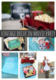 A Birthday Party Fit For the Youngest of Movie Fans