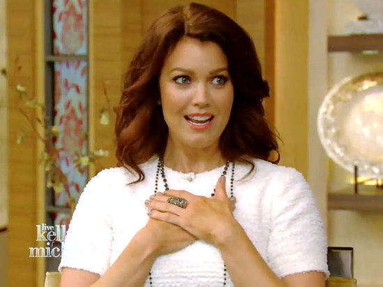 Bellamy Young Details Backstage 'Tension' Before Kelly Ripa's Return to Live!