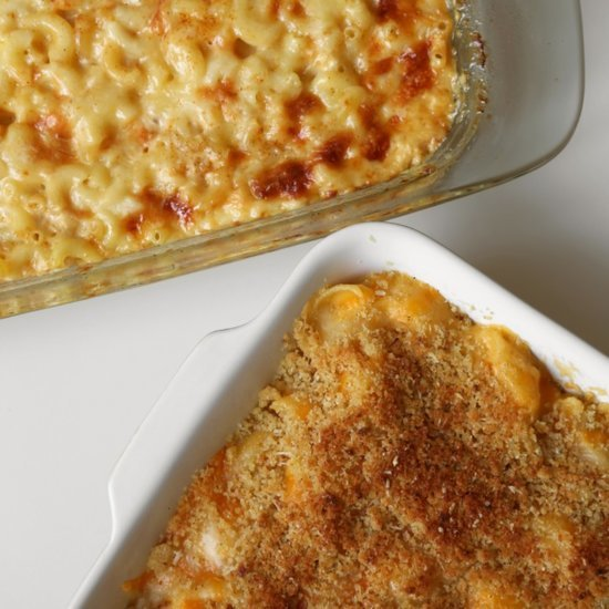 John Legend and Chrissy Teigen's Mac and Cheese Recipes