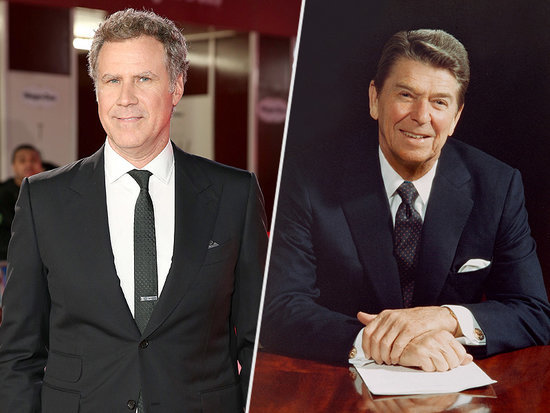 Will Ferrell Set to Star as Former President Ronald Reagan in Upcoming Reagan Film