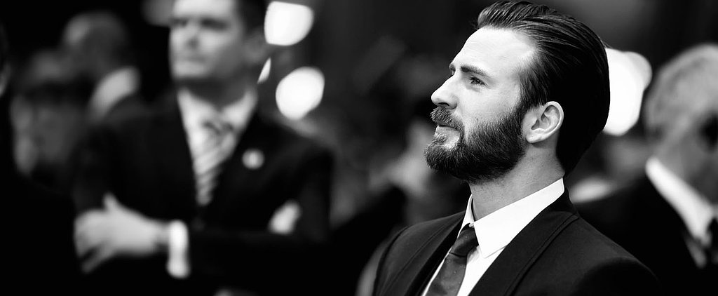 The Cast of Captain America: Civil War Look Even Better in Black and White