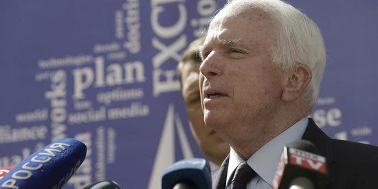 John McCain Urges NFL To Do More To Address Brain Trauma