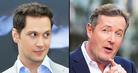 ICYMI, Matt McGorry and Piers Morgan Got Into a Heated Twitter War Over Beyonce
