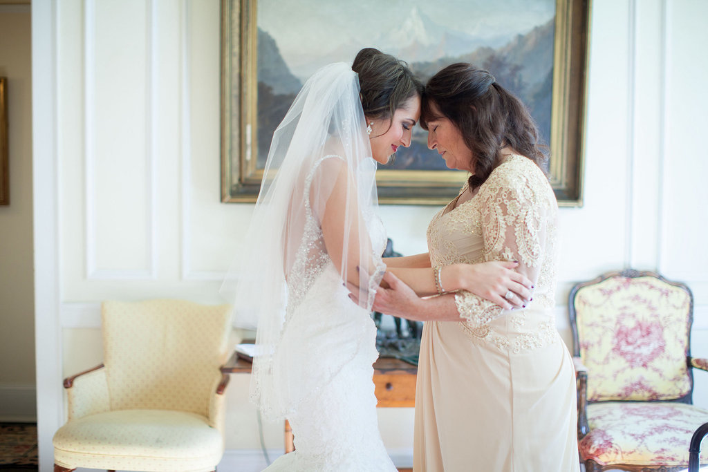 30 Moving Mother-Daughter Wedding Moments