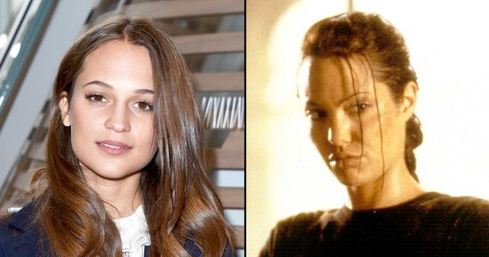 Alicia Vikander Cast as Lara Croft in 'Tomb Raider' Reboot, Filling Angelina Jolie's Shoes