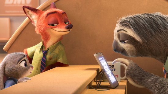 EXCLUSIVE: All of 'Zootopia's' Awesome 'Frozen' Easter Eggs You Might Have Missed