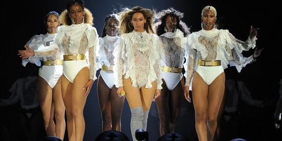 Beyoncé Dedicates Song To Her 'Beautiful Husband' During Tour Kickoff