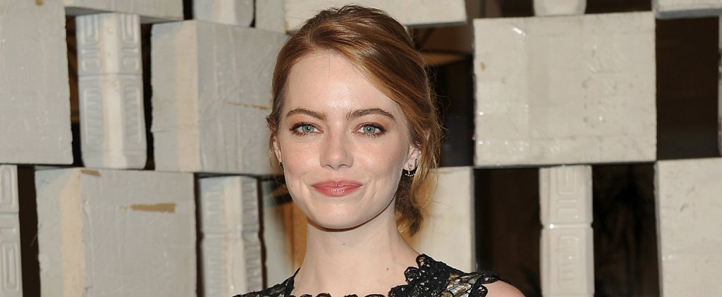 Emma Stone Breaks Our Hearts by Dyeing Her Hair Brown