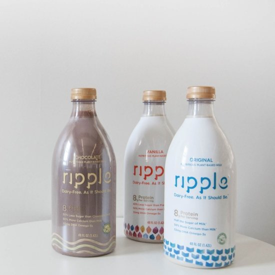 What Does Ripple Plant-Based Milk Taste Like?