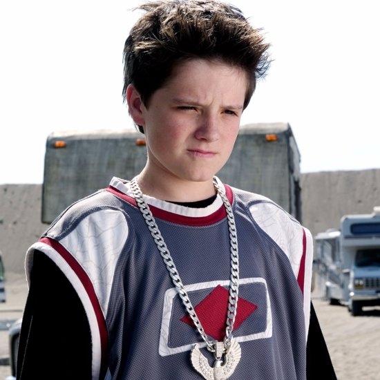 Never Forget Josh Hutcherson Was an Adorable Rapper in RV