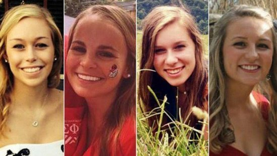 University Of Georgia Mourns The Loss Of 4 Sorority Women From Tragic Car Accident