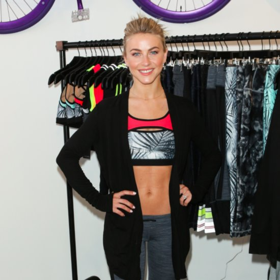 Julianne Hough Shares Arm Workout