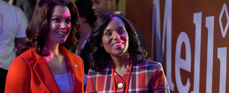 Olivia Pope's Bold New Makeover Is Unexpectedly Awesome
