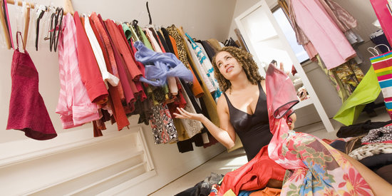 Why Having 100 Items Of Clothing In Your Closet Is 'Not Enough'