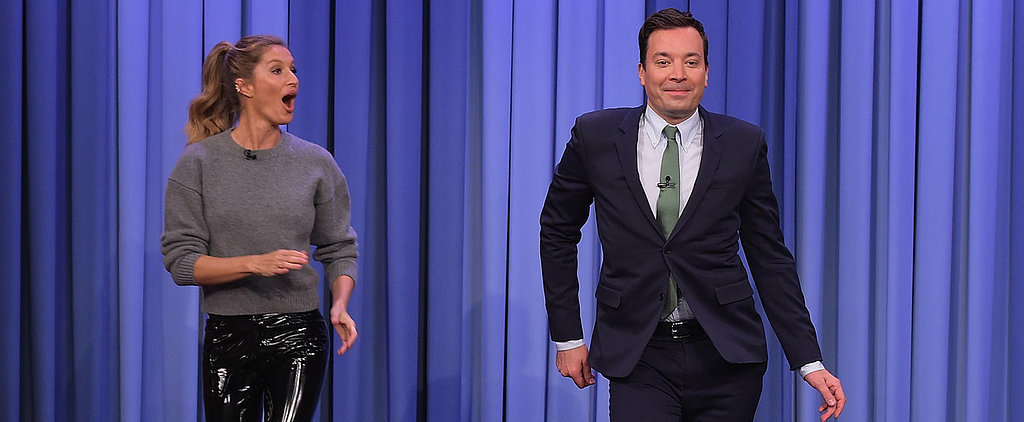 Your Jaw Will Drop When You See How Well Jimmy Fallon Can Walk in Heels