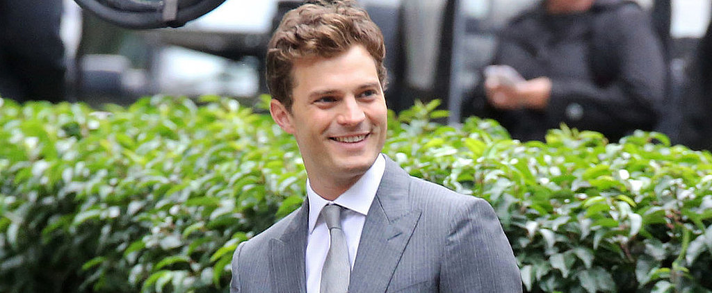 The 50 Hottest Pictures of Jamie Dornan as Christian Grey