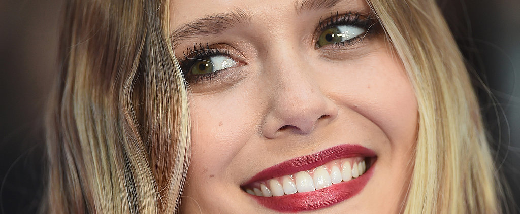 Steal Elizabeth Olsen's Delicious Lip Colour