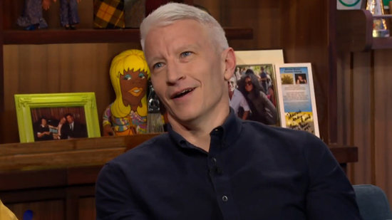 Anderson Cooper Addresses 'Live!' Co-Hosting Rumors: 'It Would Be a Dream to Work With Kelly'