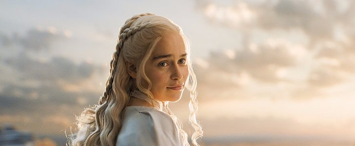 Copy These Khaleesi Plaited Hair Ideas For When You're Watching Game of Thrones