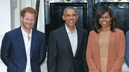 Prince Harry Recruited Granny (AKA Queen Elizabeth) To Help Win His Twitter War With The Obamas
