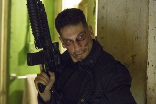 Netflix Orders 'Punisher' Series with Jon Bernthal