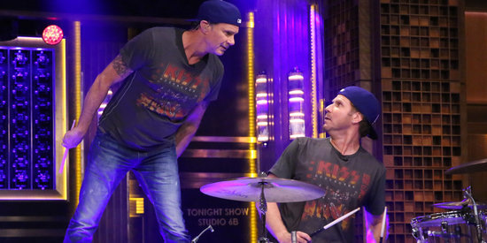Will Ferrell Celebrates His 15th Birthday With A Celebrity Drum-Off
