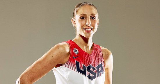 Basketball Player Diana Taurasi Wants Fourth Olympics to Feel Like the First Time