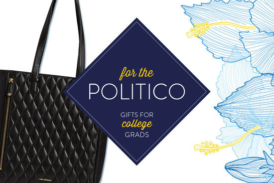 12 College Graduation Gifts for Political Junkies