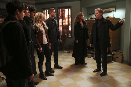 'Once Upon a Time' Recap: Who Doesn't Get to Leave the Underworld?