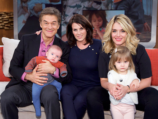 One Happy Family! Dr. Oz and Daphne Oz Both Take Home Daytime Emmys