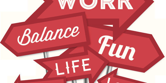 Why ' Work-Life Balance' Talk Might Make Us More Stressed Out