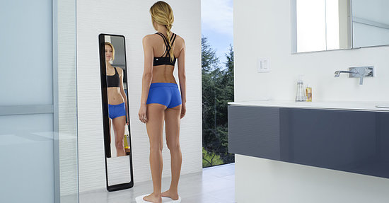 "New ""Naked"" Mirror Promises to Help You Get Fitter"
