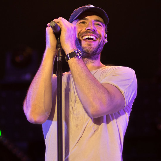 Sam Hunt Heats Up the Stage Coach Music Festival With His Rugged Good Looks