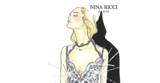 Nina Ricci Designer Guillaume Henry on Dakota Fanning's Dress