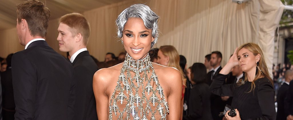 Just When We Thought Ciara Couldn't Get Any Sexier, She Shows Up to the Met Gala in This
